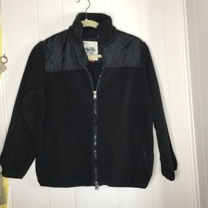 Timberland Company youth jacket black size Medium